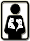 Angel's Care Animal Hospital logo